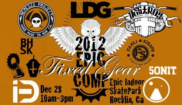 EPIC comp flyer