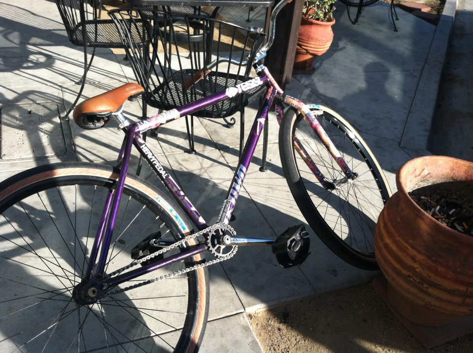 JOe 24:7 bike copy