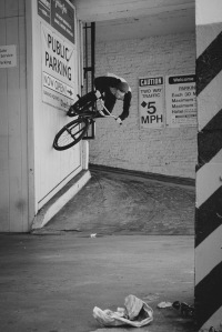 MattReyes_Bombtrack_SFParkingGarage_WallRide