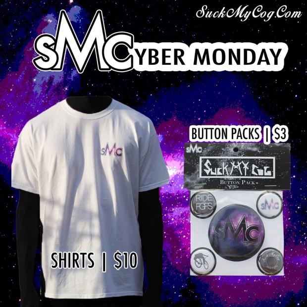 SMCYBER MONDAY AD